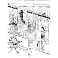 龍門 - 歳時故実(延享2年・1745年)